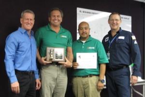 Chevron 2014 Safety Award