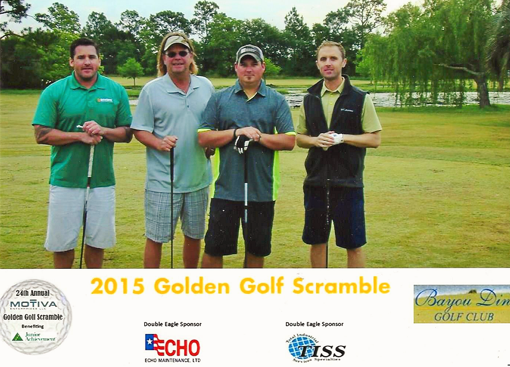 24th Annual Motiva - Golden Golf Scramble (2)