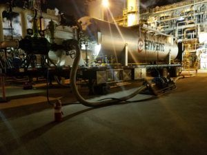 Deer Park Refinery Hydrocracker Turnaround | Envent Corporation