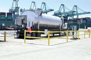 Barge & Tanker Ship Degassing for Ports and Terminals | Envent Corporation