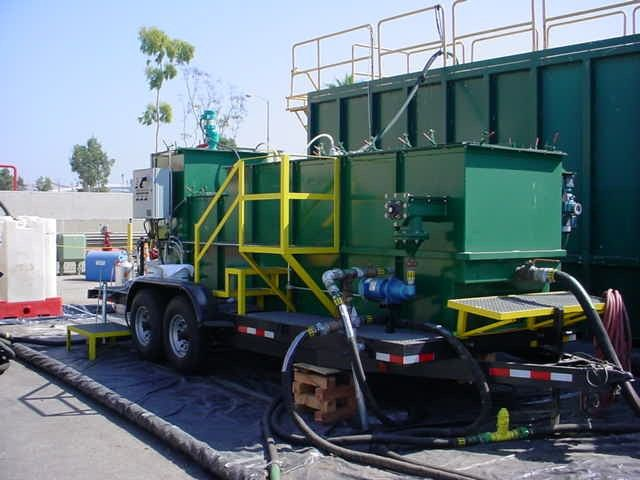 Envent Mobile Refinery Turnaround Services and Refinery Decontamination | Envent Corporation