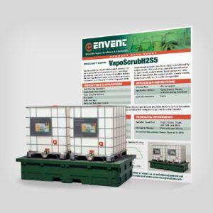 H2S & Mercaptan Scrubbing Chemicals by Envent Corporation