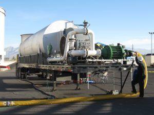Envent Corporation | Mobile Tank Vapor Control & Degassing