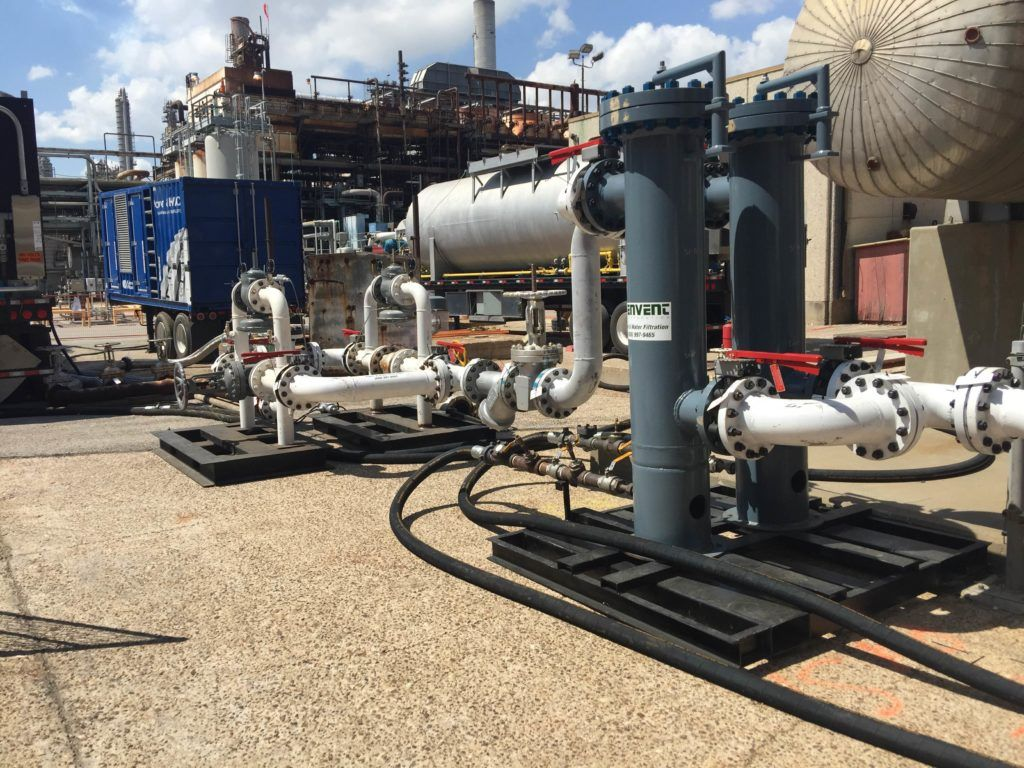 Refinery Turnaround Safety Skid (ETSS) Redundancy & Safety | Envent Corporation
