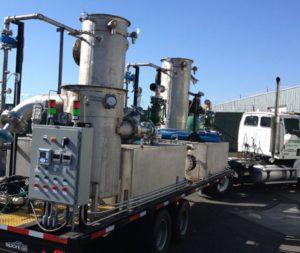 VOC & H2S EVAC Vapor and Odor Control Units | Envent Corporation