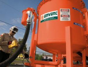 Industrial Carbon Scrubber Unit for Odor Control | Envent Corporation