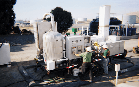 Mobile Groundwater Remediation Expert | Envent Corporation