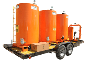 Mobile Vacuum Truck Scrubbers for Vapor Control | Envent Corporation