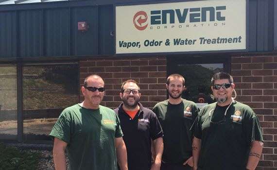 Envent Corporation Colorado Headquarters Team | Sheridan, CO