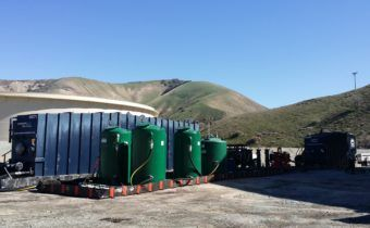 ExxonMobil Pipeline - Tank Water Treatment and Discharging Onsite | Envent Corporation