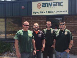 Envent Corporation Colorado Headquarters Team | Sheridan, CO