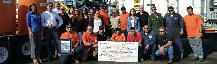 Envent Corporation gives back to charities like Semper Fi