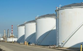 Envent Corporation | Oil Refinery Tanks Degassing