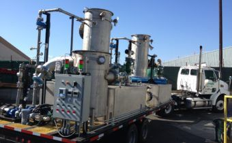 Envent Corporation | ESCRUB Mobile Industrial Degassing