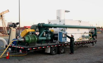 Envent Corporation | Industrial Pipeline Degassing