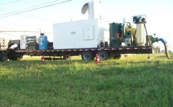 Envent Corporation | Mobile Tank Degassing