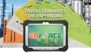 Envent Corporation | Enforce Eliminates the Paperwork