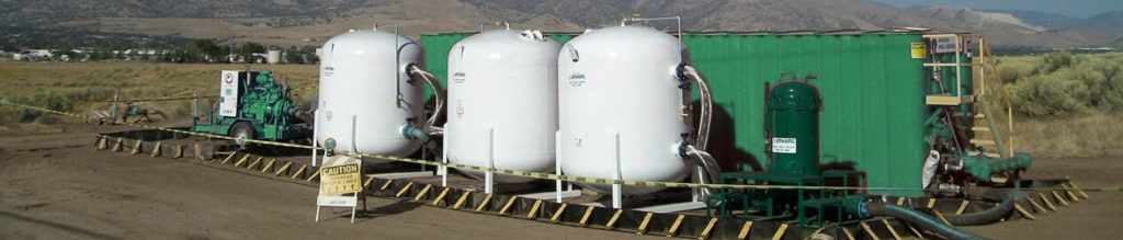 Mobile Water Treatment Services | Envent Corporation