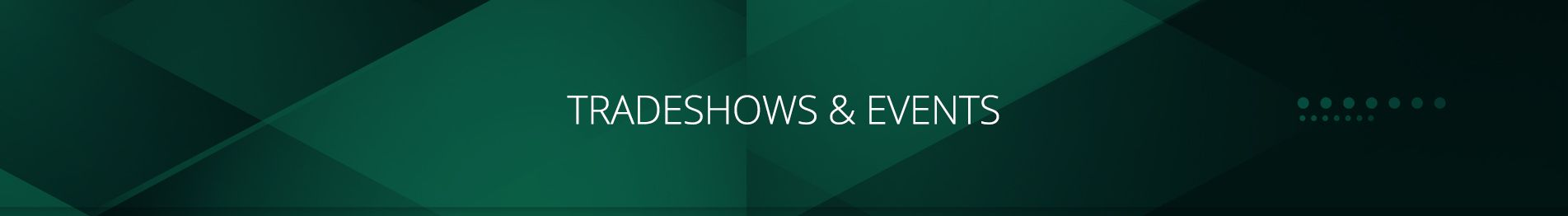 Envent Corporation | Tradeshows & Events