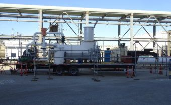 Degassing Project | Envent Corporation