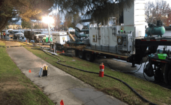 Santa Maria AIS Gas Co. Degassing | Envent Corporation