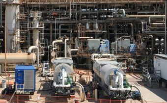 Port Arthur Refinery Delayed Coker | Envent Corporation