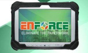Envent Corporation | Enforce Eliminate the Paperwork
