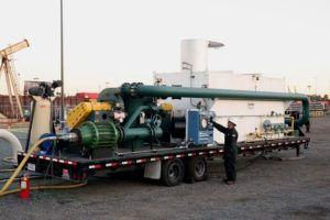 Envent Corporation | Pipeline Degassing