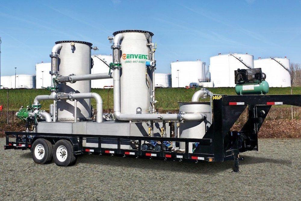 Envent Corporation | Mobile Vapor Scrubbers