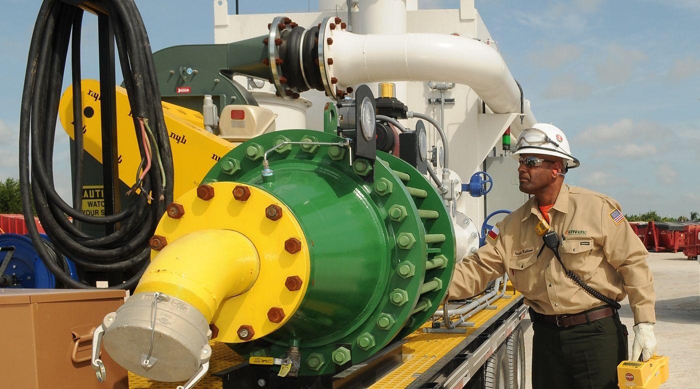 Degassing, Vapor Control & Refinery Services Blog | Envent
