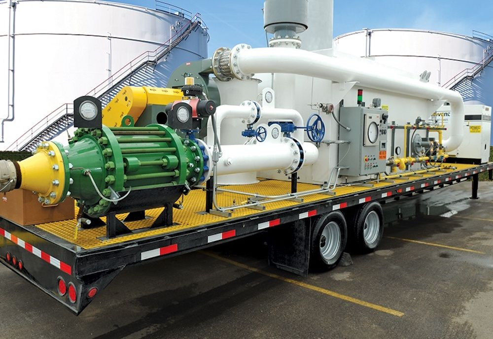 Thermal Oxidizers Vapor Combustion Units | Envent Corporation