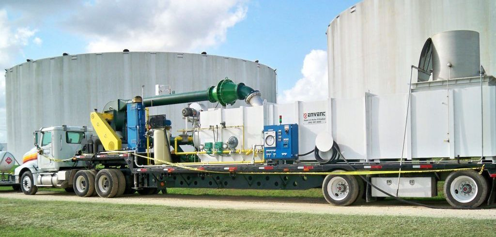 Storage Tank Degassing & Mobile Vapor Control | Envent Corporation