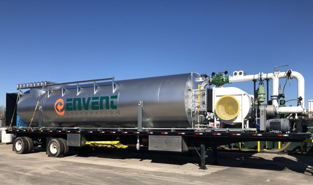 Thermal Oxidizer, Vapor Control | Envent Corporation