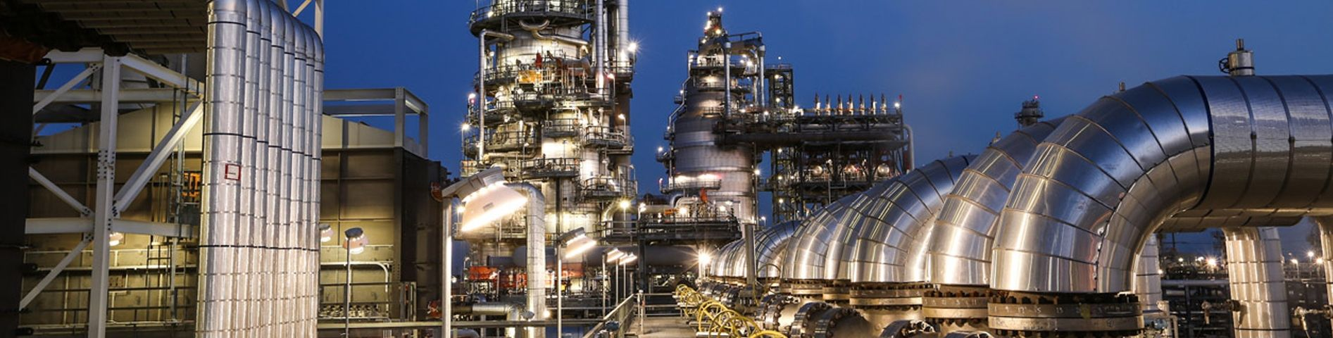 Refinery Turnaround, Vapor Control & Degassing | Envent Corporation